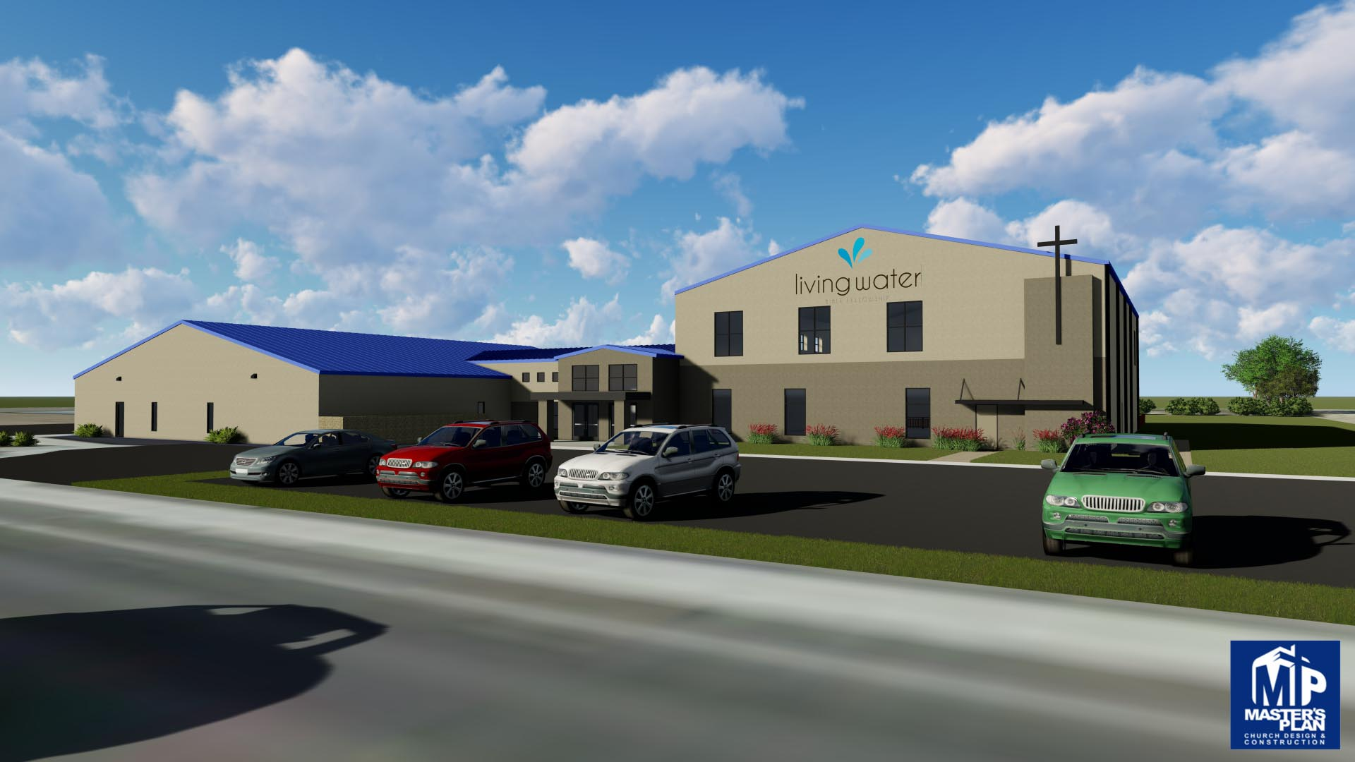 Living Water Bible Fellowship Proposed Facility